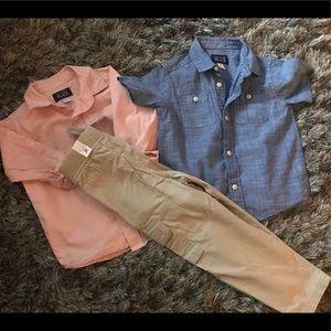 3T Toddler Boy Clothing